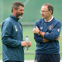 'I have huge respect for Martin': Keane happy to be linking back up with O'Neill at Forest