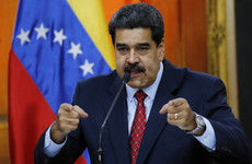 US imposes sanctions on Venezuela's state oil company in bid to increase pressure on President Nicolas Maduro