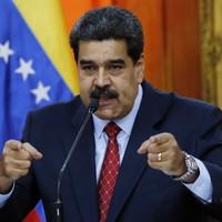 US imposes sanctions on Venezuela's state oil company in bid to increase pressure on President Nicolas Maduro