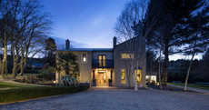 Luxury is par for the course in this €2.75m mansion with its own putting green