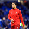 Reds defender Van Dijk emerges as a doubt through illness