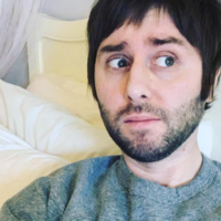 James Buckley said he didn't have 'the personality' to cope with the Fwends Reunited format