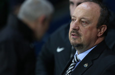 Benitez refuses to rule out quitting Newcastle before season is out