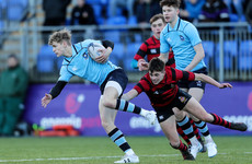 Boyle leads St Michael's to 7-try win over Kilkenny