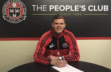 Bohemians announce signing of Dundee United midfielder Allardice