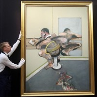 Bacon painting sells for $45 million at Sotheby's