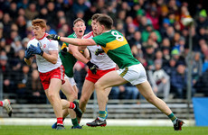 Tyrone lacked 'a bit of balls' in league defeat to Kerry - O'Sullivan