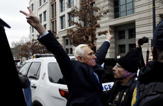Former Trump advisor Roger Stone pleads not guilty to charges related to ongoing Russia probe