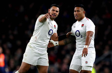 Tuilagi set to start as England centre Te'o ruled out of Ireland clash