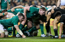 Ireland's pack 'want to go after teams' as November shows destructive side