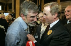 Vincent Browne offers to step aside to allow Kenny/Adams debate