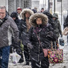 Photos: Polar vortex sinks temperatures as low as -40 as the US braced for freezing cold