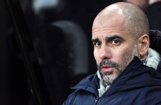 Pep Guardiola insists Man City's title hopes are not over