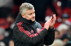 Ole Gunnar Solskjaer salutes Man United's never-say-die attitude