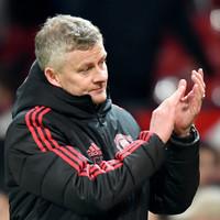 Ole Gunnar Solskjaer salutes Man United's never-say-die attitude