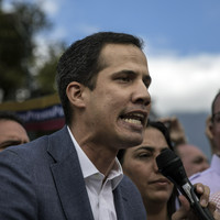 Venezuela's top court bars self-declared president Guaidó from leaving country