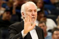 Phoenix got robbed: Popovich tears into his Spurs after 'pathetic performance'