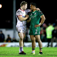 'I'm really not too sure what the future holds': Ulster's Cave considers next move
