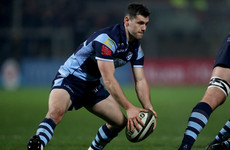 Cardiff scrum-half Williams to make Six Nations debut in Paris