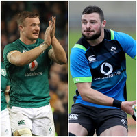 Van der Flier set for Ireland's seven shirt as Henshaw lined up for 15