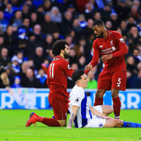 Klopp defends Salah over diving claims