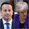 Taoiseach tells Theresa May over the phone: 'The latest developments have reinforced the need for a backstop'