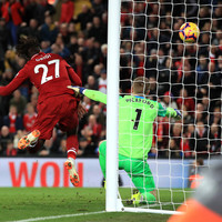 'Mentally strong' Pickford insists Merseyside derby howler doesn't affect his confidence