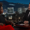 PSA: Jimmy Kimmel told Viola Davis he didn't know what the menopause was