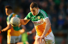 'He is just back' - Offaly boss Maughan confirms prolific forward's retirement U-turn