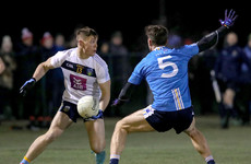 O'Callaghan and O'Carroll hit 2-6 between them in UCD's 17-point win over DIT
