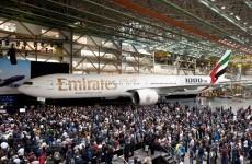 Emirates announces $629million annual profit
