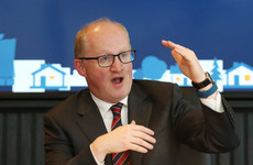 Central Bank governor Philip Lane only applicant for top role at European Central Bank