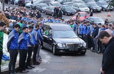 First funeral underway for four men killed in Donegal car crash