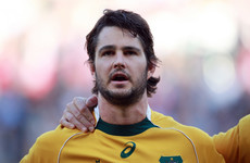 Ulster confirm signing of Wallabies and Brumbies lock Carter