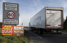 Factcheck: Are there really only 100 lorries crossing the border every day?