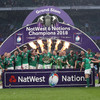Quiz: How well do you remember the Six Nations Grand Slam years?