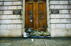 Fr Peter McVerry says council told him homeless man would have to 'come and get a sleeping bag'