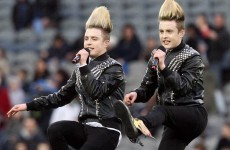 Joe Duffy backs 'great little runners' Jedward for Olympic torchbearer mission