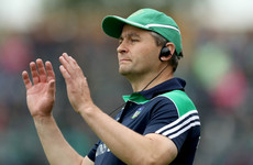 The ex-Limerick boss who started to coach Galway club after last year's All-Ireland hurling final