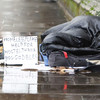This is what to do if you see a homeless person sleeping rough tonight