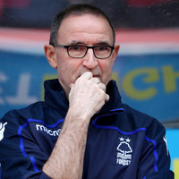 Busy day for Martin O'Neill, as ex-Ireland boss steps up recruitment at Forest
