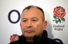 'No one thinks we can win' claims England head coach Eddie Jones