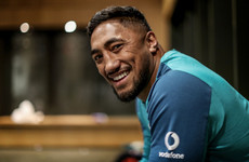 Bundee Aki ready to renew school battle with England's Tuilagi
