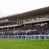 Leopardstown on course to beat the weather as cards in Britain continue to fall