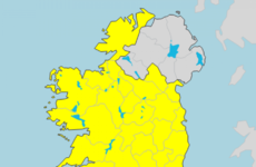 Met Éireann says it is 'looking at ways' to include Northern Ireland in future weather alerts
