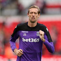 At 38 years old, Peter Crouch is back in the Premier League