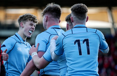 Leinster Senior Schools Cup quarter-final draw pairs Blackrock and St Michael's