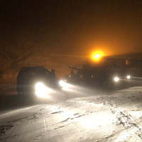 Rescuers warn against 'snow tourism' as mountain routes remain closed in Wicklow