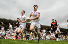 Attacking duo McGeary and Brennan start as Tyrone change things up for Mayo clash