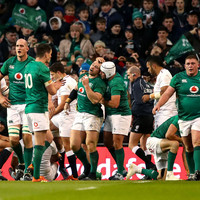 How did you rate Ireland in their humbling home loss to England?